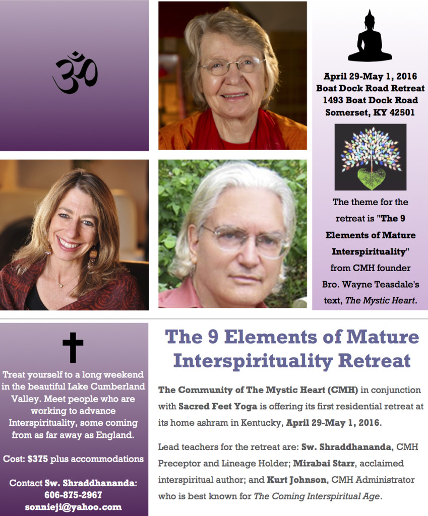The 9 Elements of Mature Interspirituality Retreat 3 JPEG-2